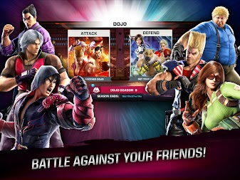 TEKKEN™ APK screenshot thumbnail 13