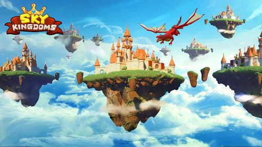 Sky Kingdoms: Dragon War 1.1.0 Screenshots 1