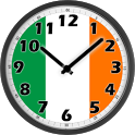 Ireland Clock icon