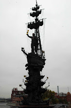 Photo: Peter the Great - Moscow, Russia