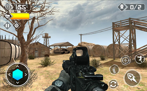 Army Call of Cross Border Counter Terrorist Strike 1.3 screenshots 4