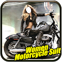 Women's Motorcycle Suit icon