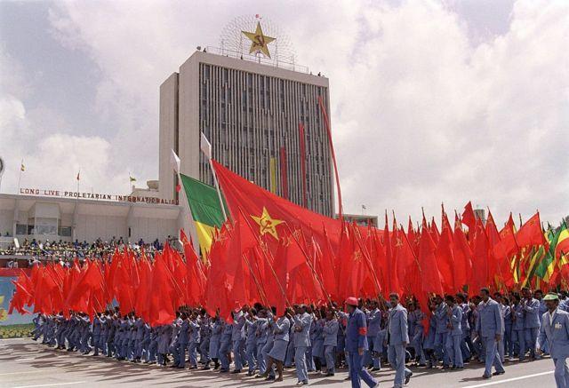 Парад в Ефіопії