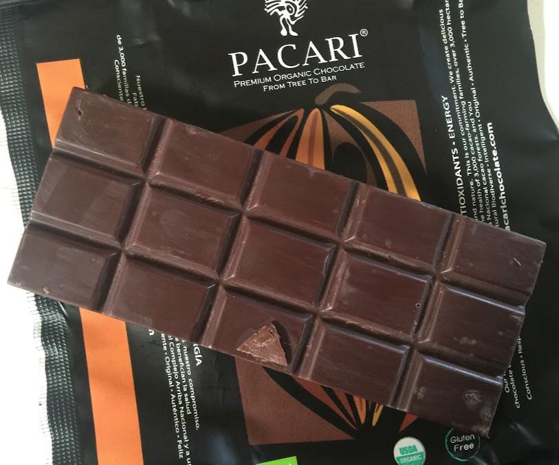 60% pacari bar open