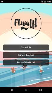 Fluufff Companion App - náhled