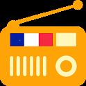 Radios Françaises : Sans Pub de l'Application icon