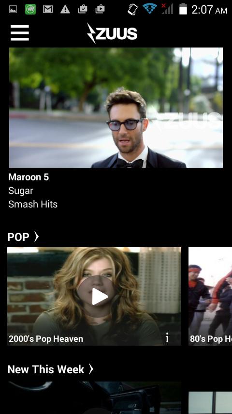 ZUUS- screenshot