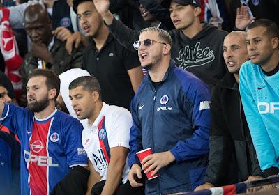 DJ Snake a dévoilé le nouveau maillot du PSG