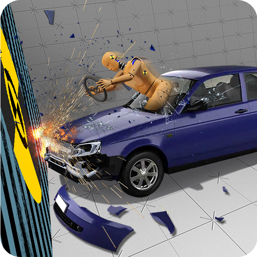 Crash Test Lada Taz Simulator Android APK Download Free By Train And Car Games