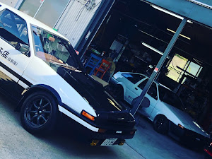 スプリンタートレノ AE86 AE86 GT-APEX 58年式のカスタム事例画像 lemoned_ae86さんの2020年08月14日14:59の投稿