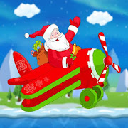Santa Vs Airplane