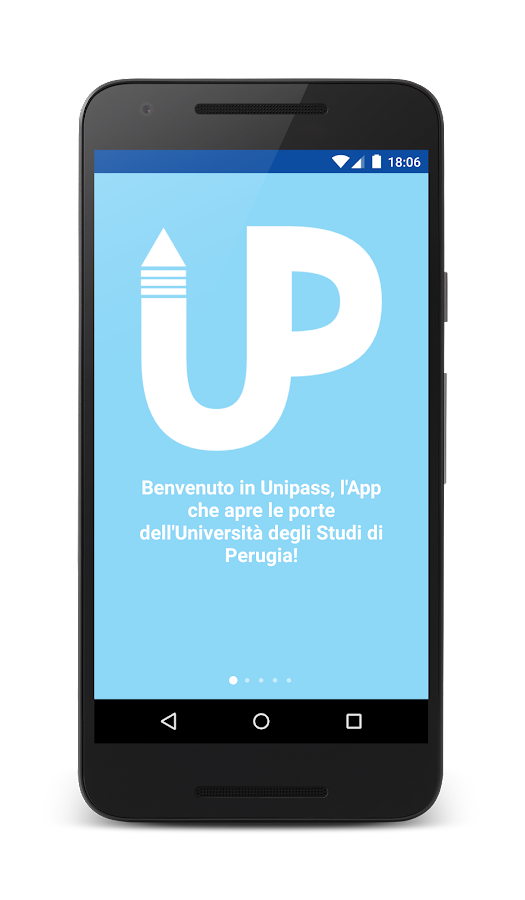 Unipg Unipass- screenshot