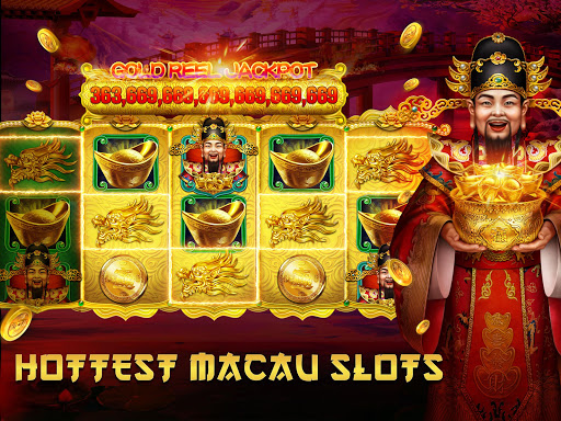 Real Macau 2: Dafu Casino Slots 2020.8.0 screenshots 15
