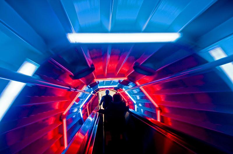 Luce nel tunnel di Croatti Carlo
