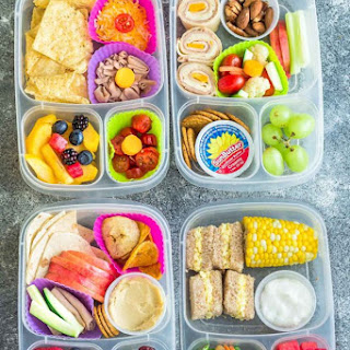 8 Easy School Lunches (Kid-Friendly).