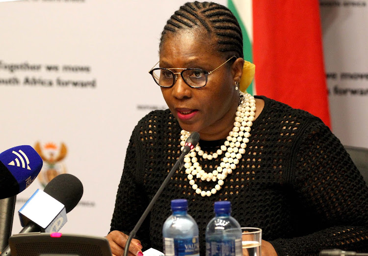 No experience needed for entry-level government jobs, says Ayanda Dlodlo