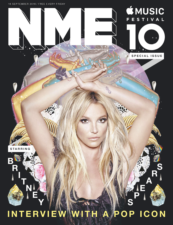 NME- screenshot