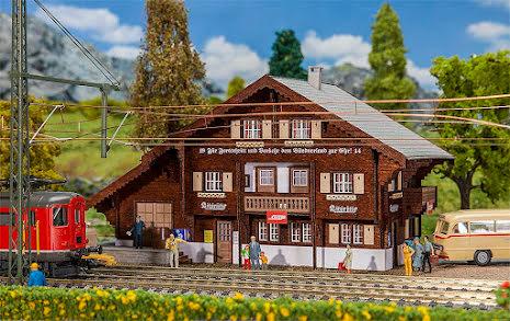 """110129 Station """"Litzirüti"""""""