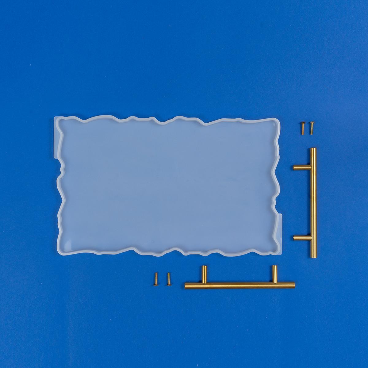 Stampi in silicone più originali per la resina vassoio