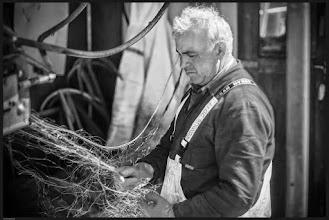 Photo: die letzten Fischer auf Hiddensee  Rostock (dppa/mv) - Deutsche Freizeitangler und kommerzielle Fischer haben 2013 erstmals annähernd gleiche Mengen Dorsch aus der westlichen Ostsee geholt. Wie das Thünen-Institut für Ostseefischerei in Rostock berichtete, gingen einer neuen Studie zufolge im Jahr 2013 auf das Konto der Privatangler rund 3206 Tonnen des beliebten Speisefischs, auf das der Berufsfischer 3237 Tonnen.  #Nature, #Fishing, #Fishermen, #Fish, #Boat, #Fischer