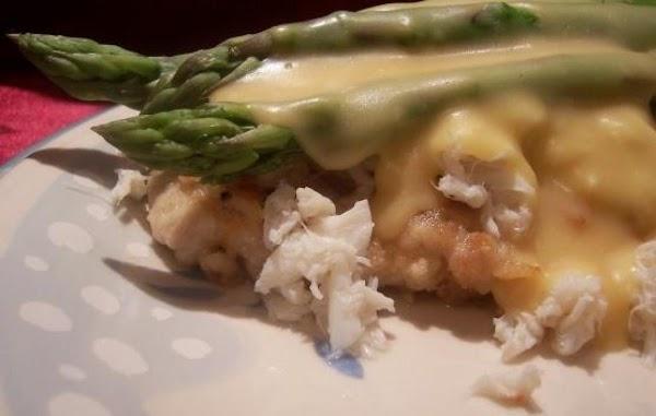Chicken Oscar Recipe