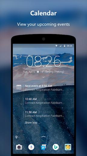 Next Lock Screen 3.11.6 screenshots 5