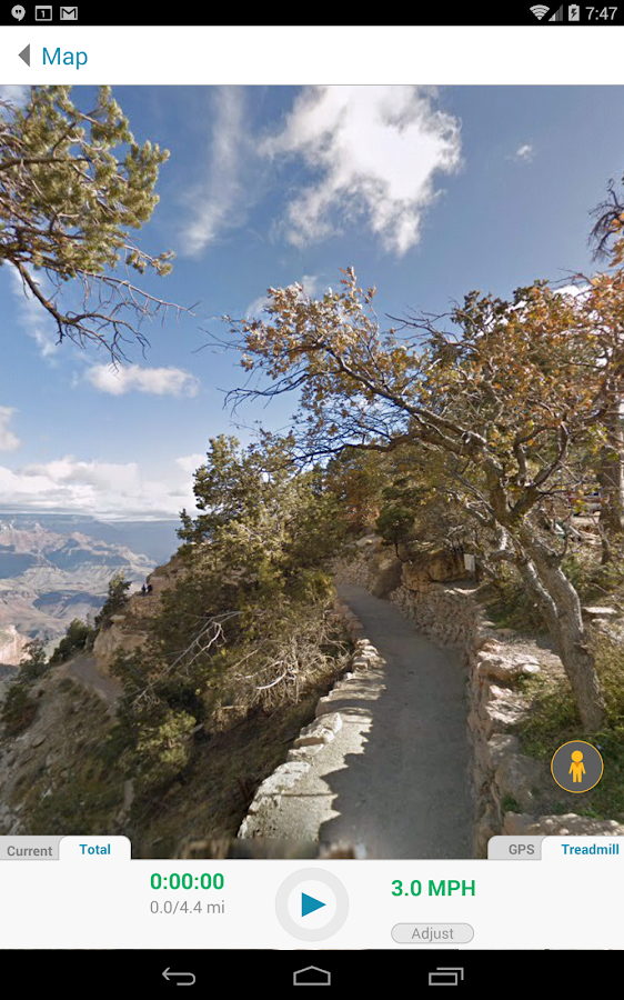 Virtual Walk with Street View™- screenshot
