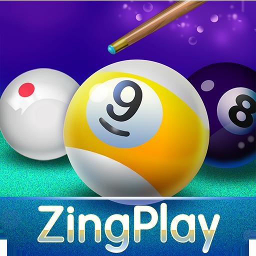 Billiard Online ZingPlay Master 3D