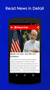 Newslive- screenshot thumbnail