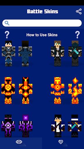 免費下載生產應用APP|Battle Skins for Minecraft PE app開箱文|APP開箱王