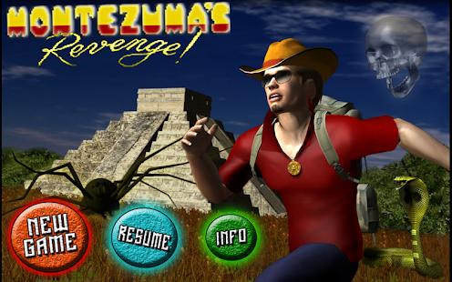 Montezuma's Revenge! - screenshot thumbnail