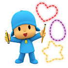 Pocoyo Pre-Writing Lines & Strokes for Kids icon