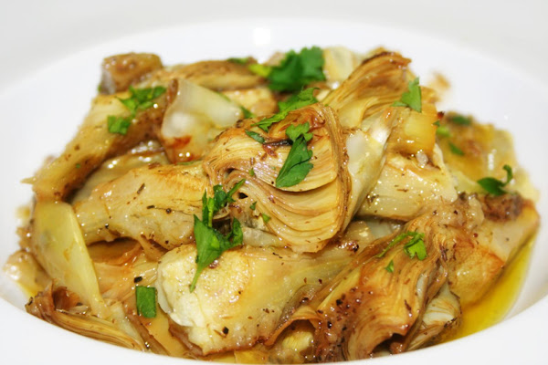 Chicken Piccata With Artichokes Recipe