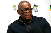 ANC secretary-general Ace Magashule says he met with former president Jacob Zuma over organisational issues.