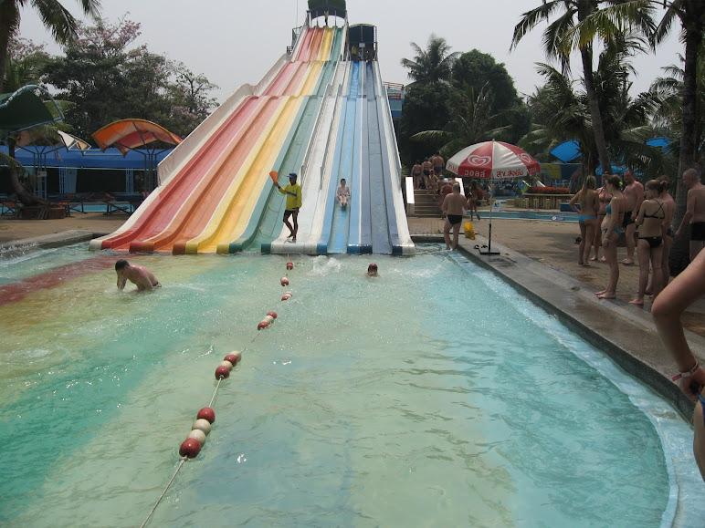 аквапарк в бангкоке