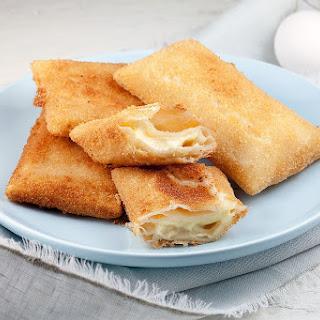 Dutch Cheese Souffle Aka Kaassoufflé
