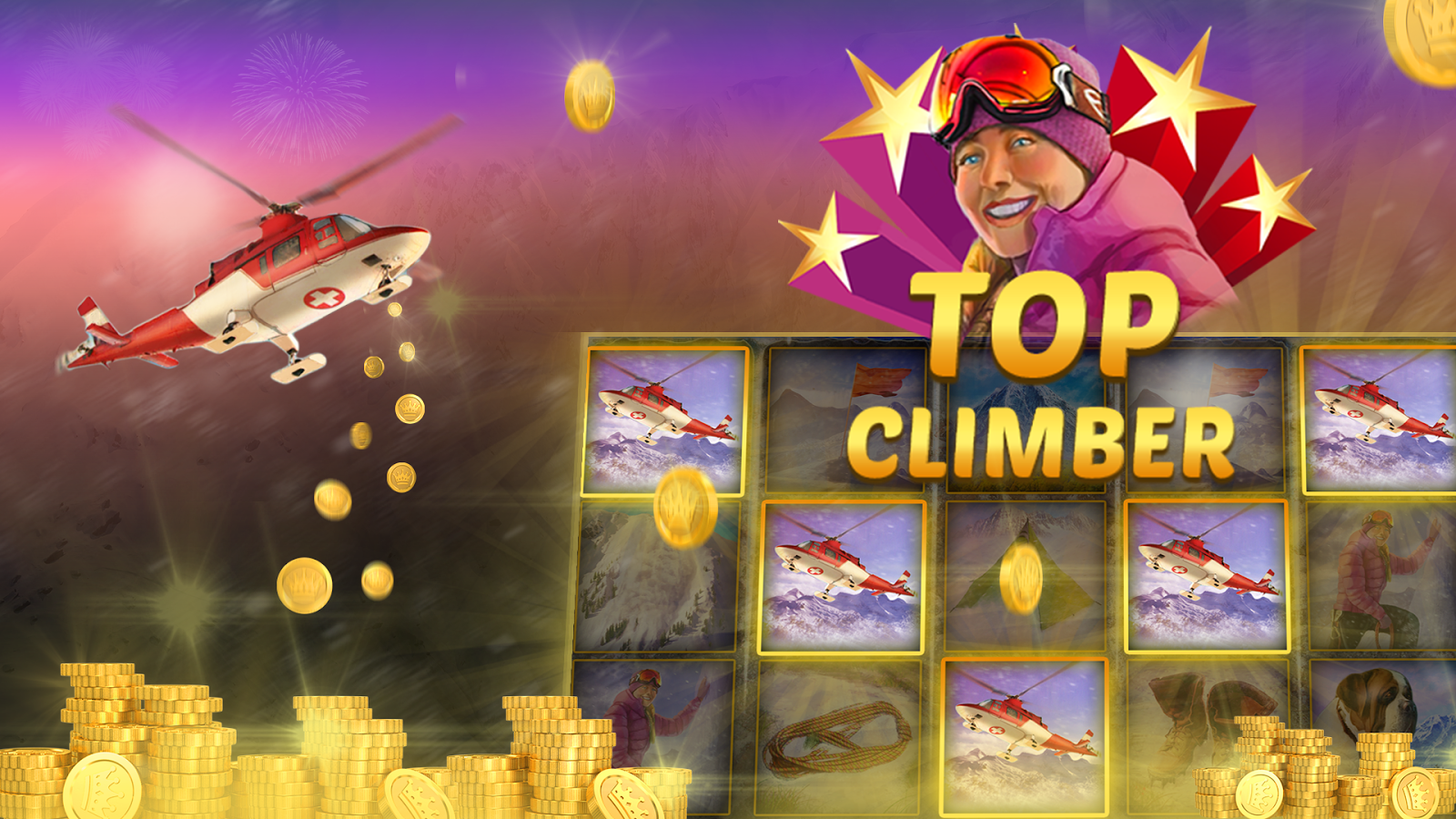 Top Climber - Slot Machine Game- screenshot