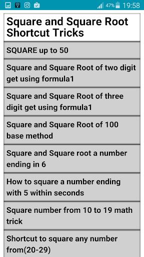 Shortcut Reasoning Tricks 1.0.4 screenshots 1