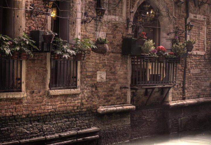 Balcone romantico... di wordghost