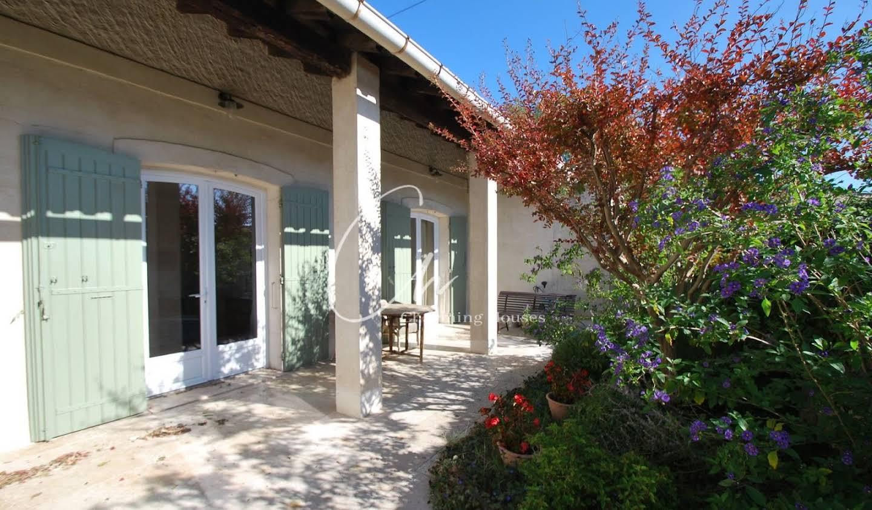 Villa avec terrasse Fontvieille