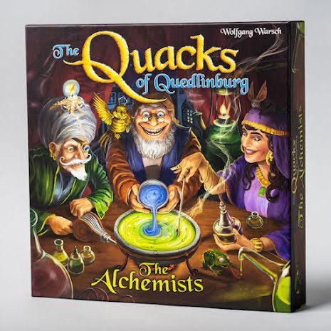 The Quacks of Quedlinburg - The Alchemists (EN)