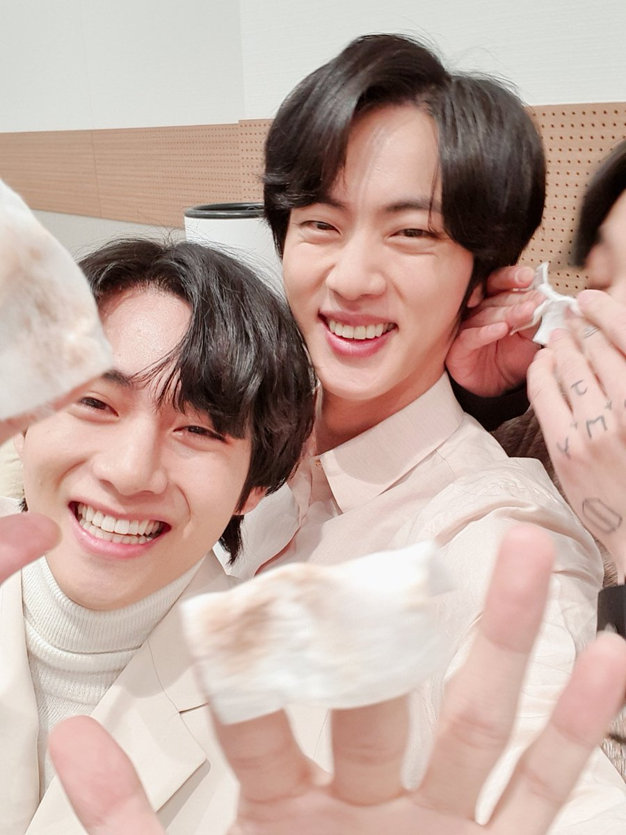 Image result for pictures of jin selfie