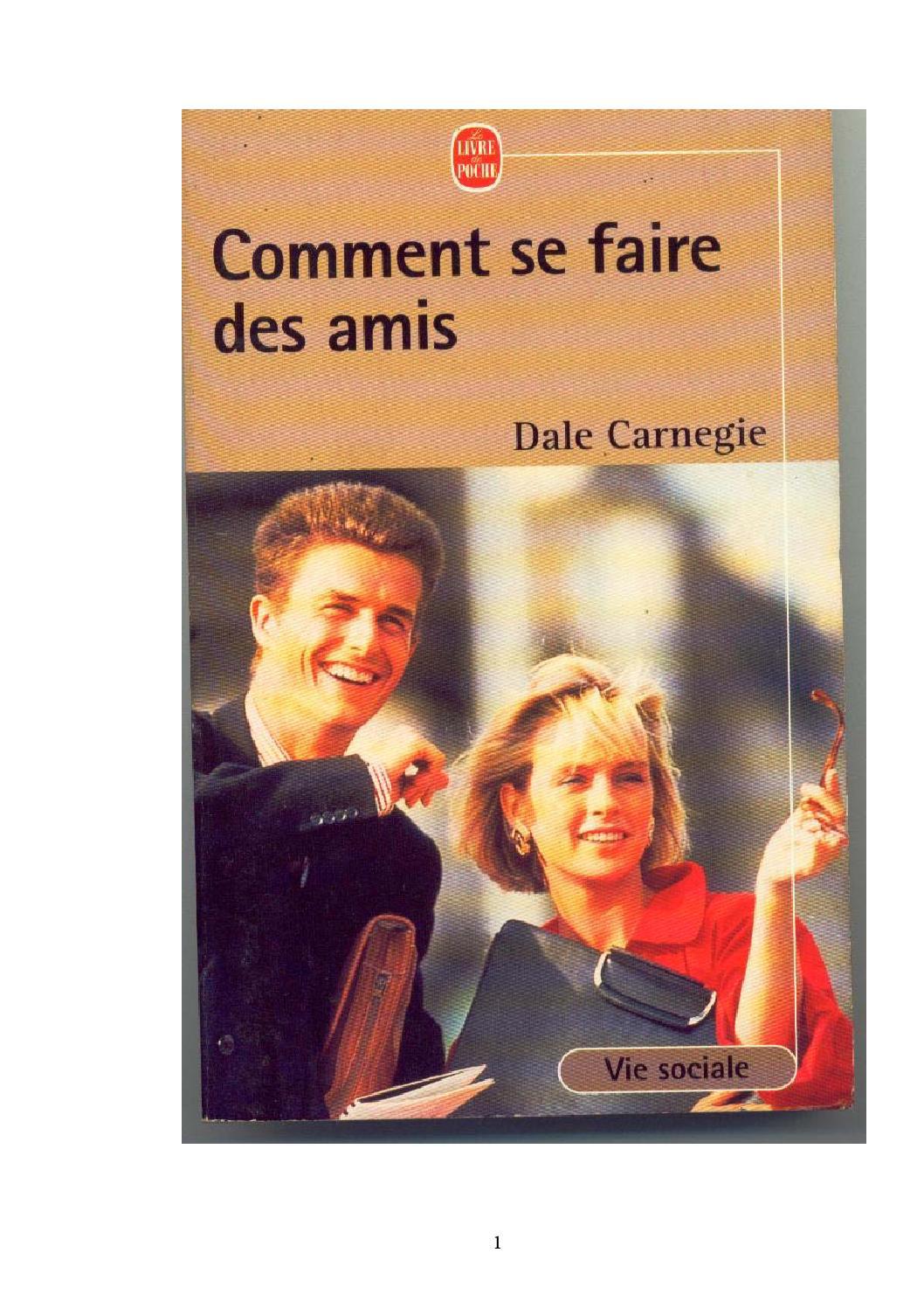 livres en marketing dale carnergie image