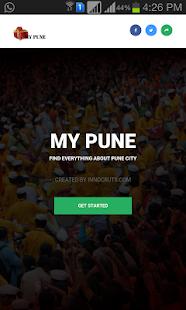 My Pune screenshot