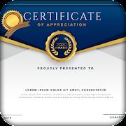 Certificate Maker - Custom Certificate Design