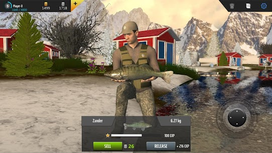 Professional Fishing Mod Apk Download For Android and Iphone 1