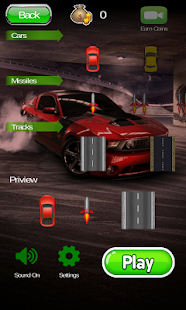 Missile Car - náhled