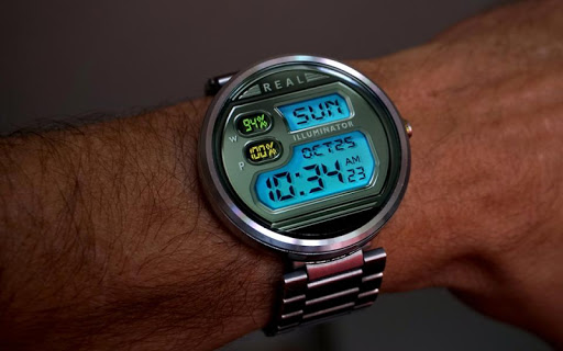 Illuminator v2 Watch Face