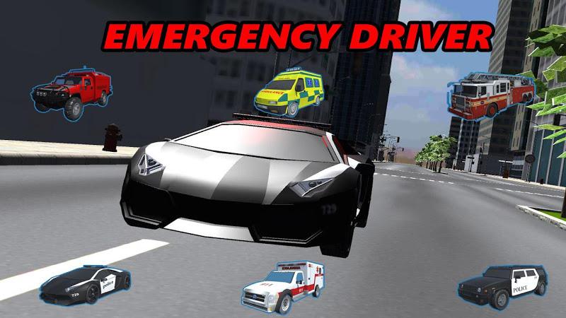 Download Emergency Driver Cheat APK MOD
