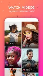 Dubshoot - make selfie dub videos - náhled